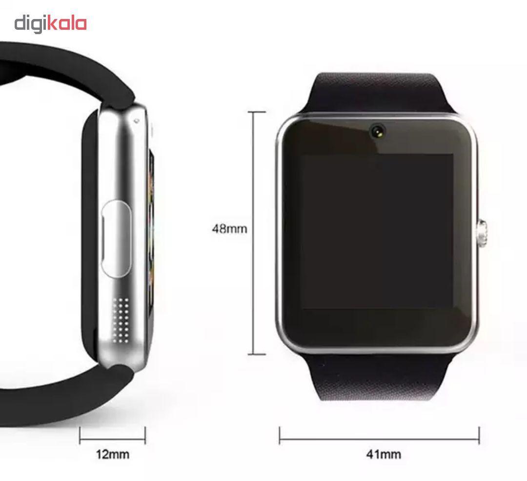 ساعت هوشمند مدل gt08 main 1 3