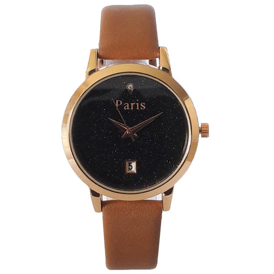 خرید ساعت مچی عقربه ای زنانه مدل PARIS 5533L / GHA-TA