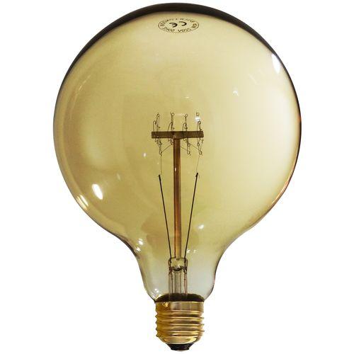 لامپ 40 وات ادیسونی بالب لندن مدل G125 پایه E27