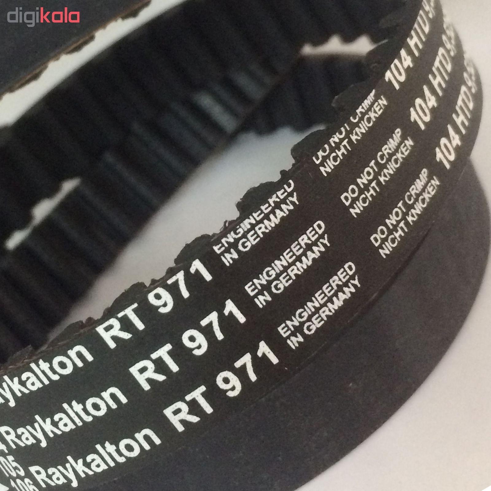 تسمه تایم رایکالتون کد 104مناسب برای پژو 206 تیپ 2 و 3 main 1 1
