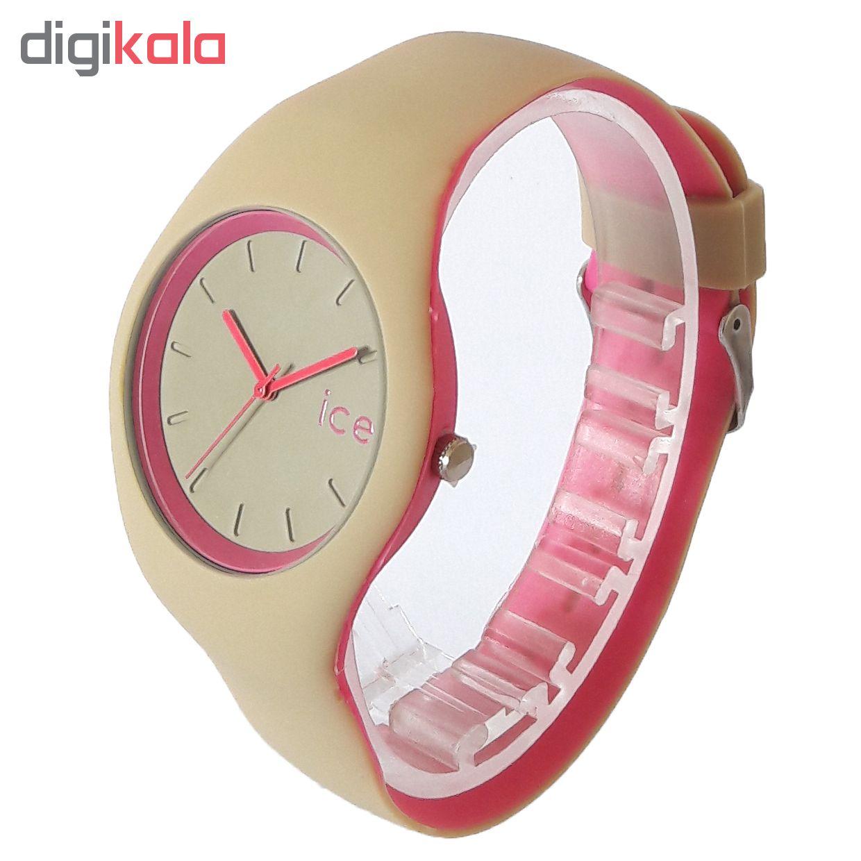 ساعت مچی عقربه ای زنانه مدل IS 9553 / KE-SOR به همراه دستمال مخصوص نانو برند کلیر واچ              خرید (⭐️⭐️⭐️)