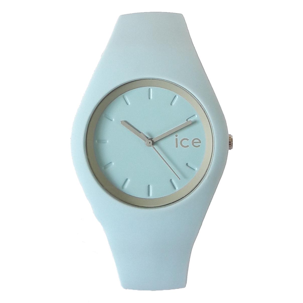 ساعت مچی عقربه ای زنانه مدل IS 9553 / AB-TO به همراه دستمال مخصوص نانو برند کلیر واچ 12