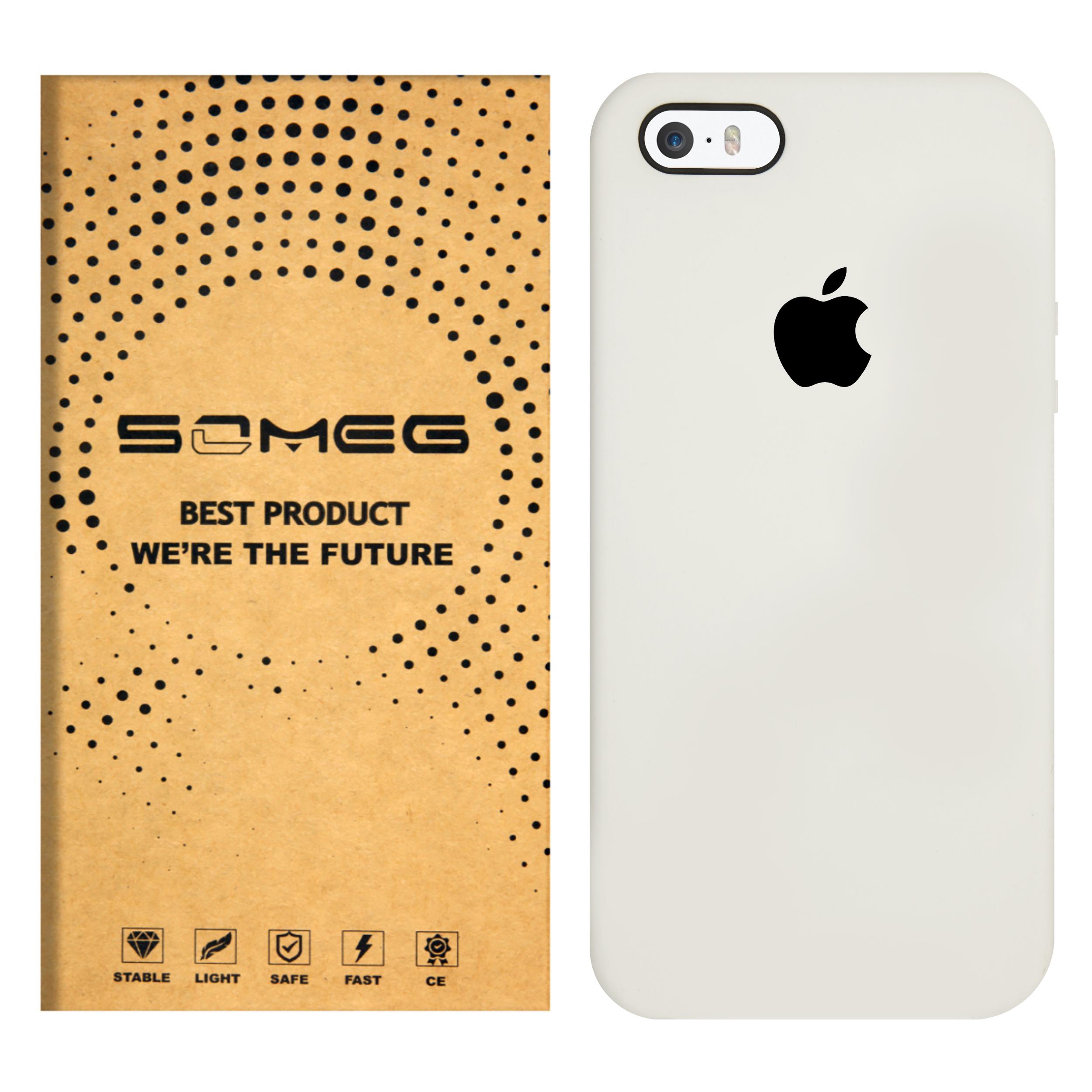 کاور سومگ مدل SIC مناسب برای گوشی موبایل اپل iPhone 5/5S/SE