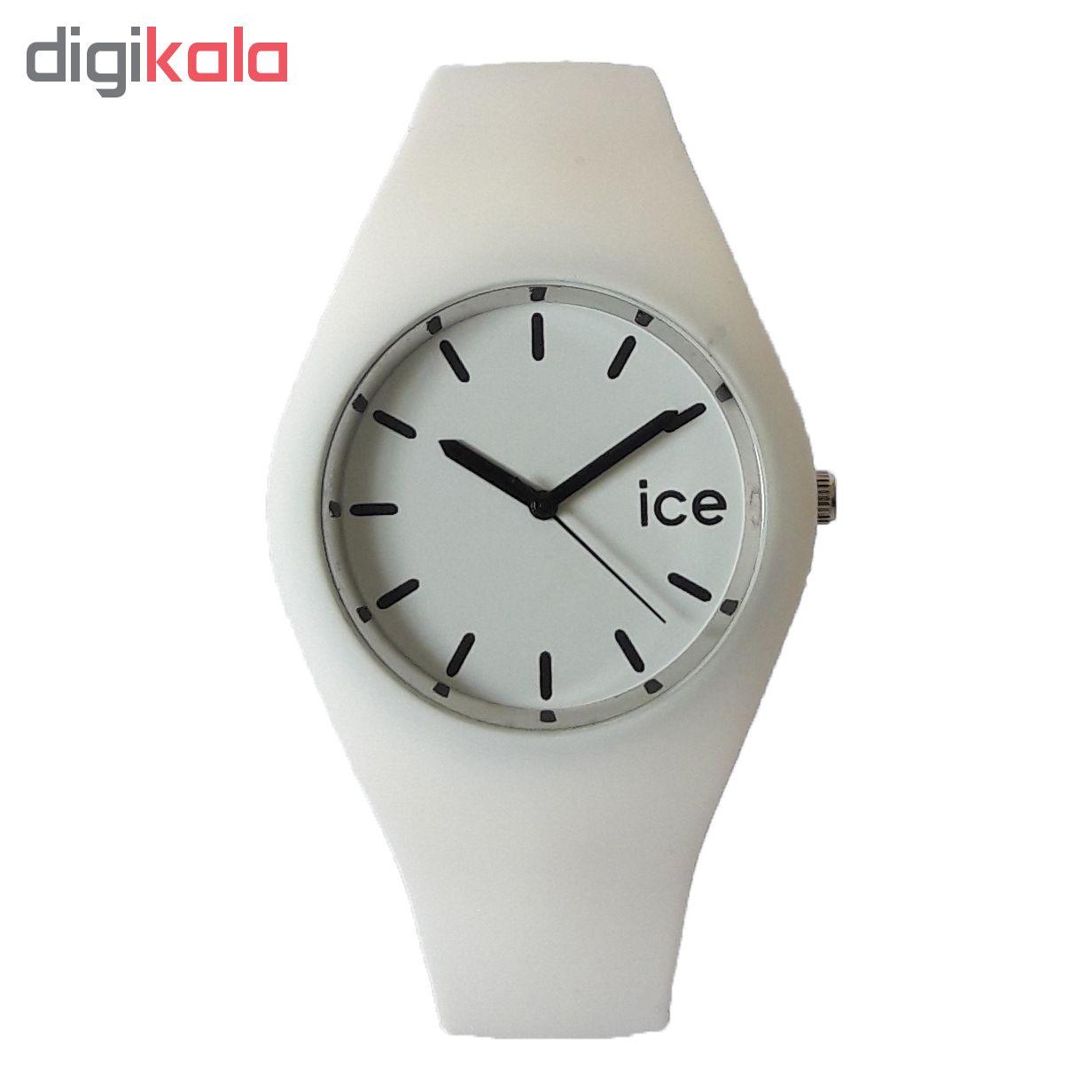 ساعت مچی عقربه ای زنانه مدل IS 9553 / SE به همراه دستمال مخصوص نانو برند کلیر واچ              ارزان