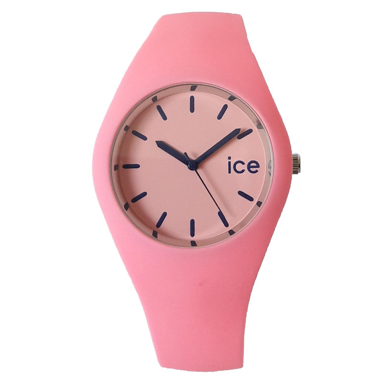 ساعت مچی عقربه ای زنانه مدل IS 9553 / SOR به همراه دستمال مخصوص نانو برند کلیر واچ