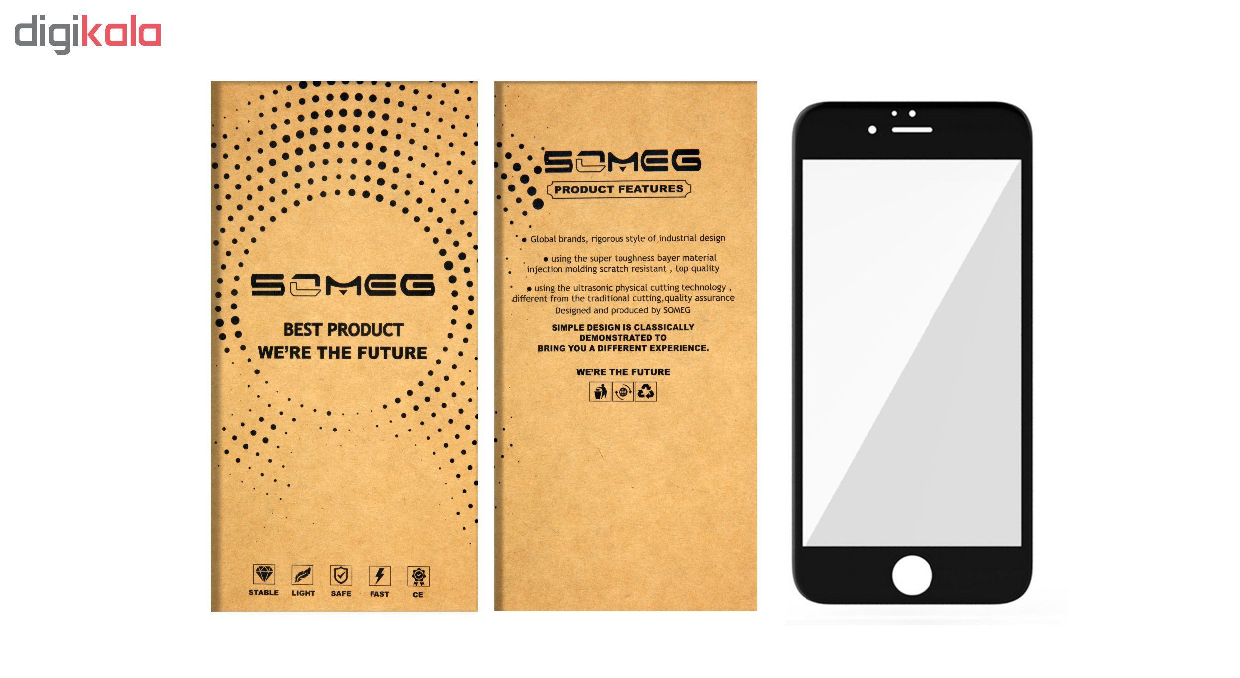 محافظ صفحه نمایش سومگ مدل 9-Nitro مناسب برای گوشی موبایل اپل Iphone 6s Plus  main 1 10