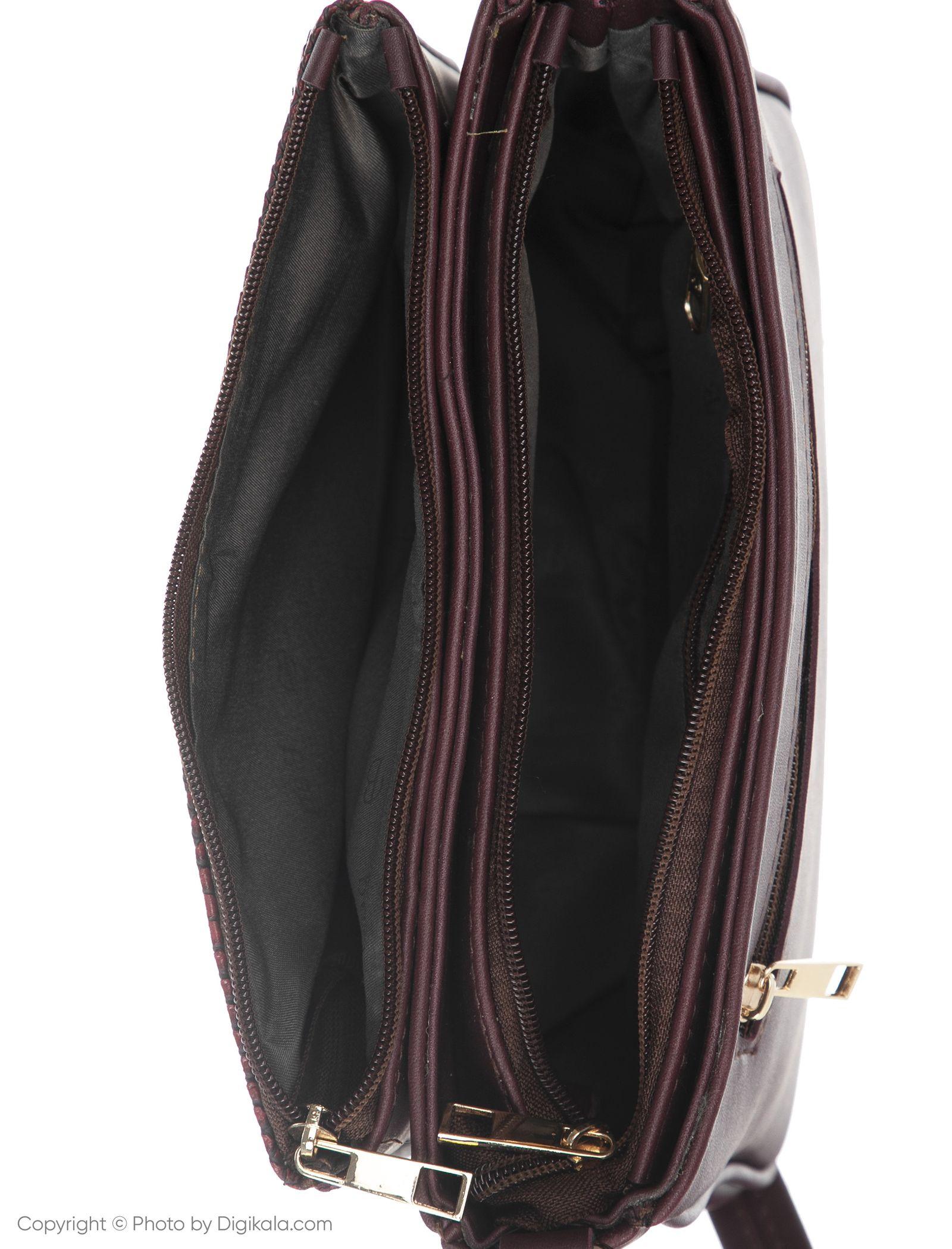 کیف رودوشی زنانه شیفر مدل 9F01307-70 -  - 6