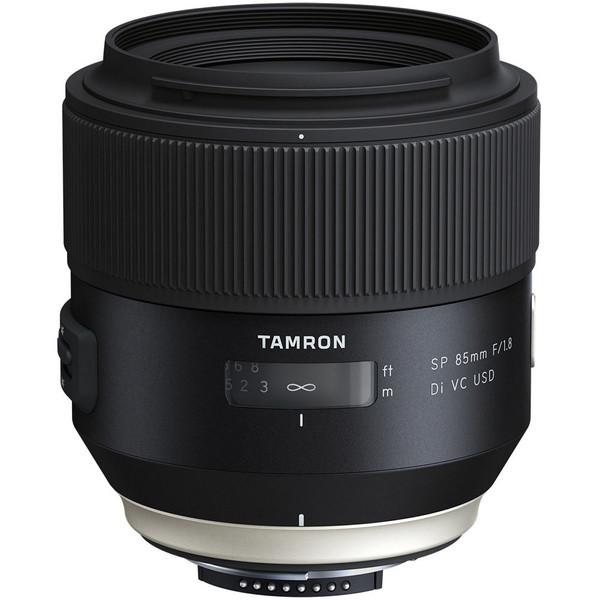 لنز تامرون مدل SP 85mm F/1.8 Di VC USD مناسب برای دوربین های نیکون