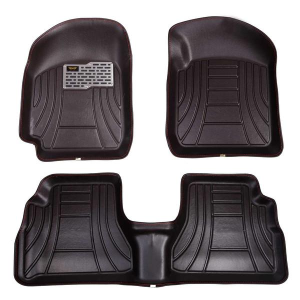 کفپوش سه بعدی خودرو ماهوت کد 8033 مناسب برای پراید