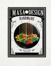پیکسل ماسا دیزاین کد ASB49 مجموعه 2 عددی -  - 3