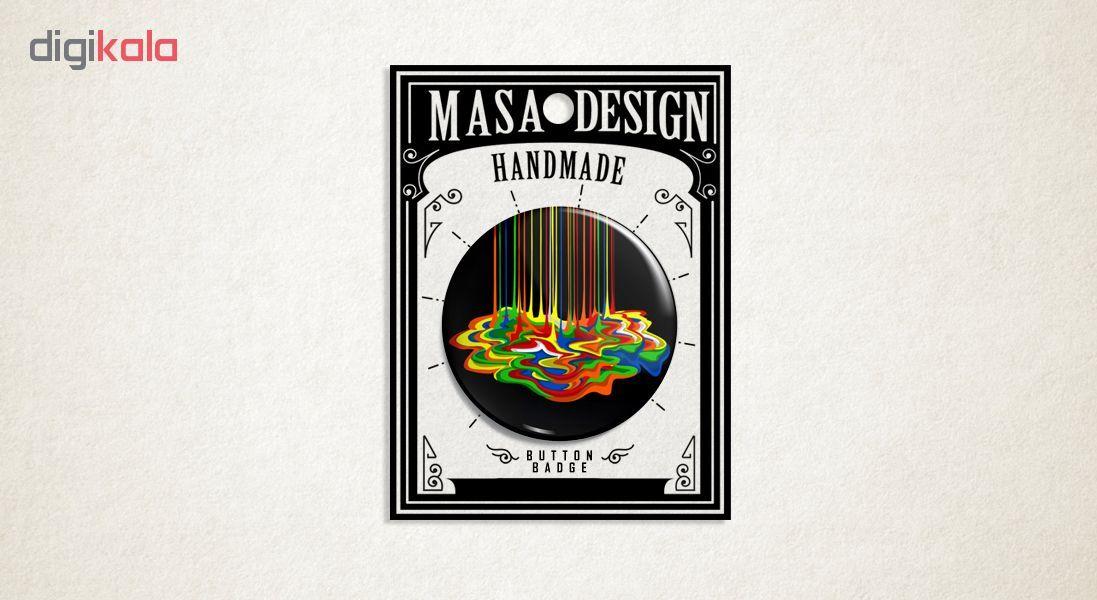 پیکسل ماسا دیزاین کد ASB49 مجموعه 2 عددی -  - 4