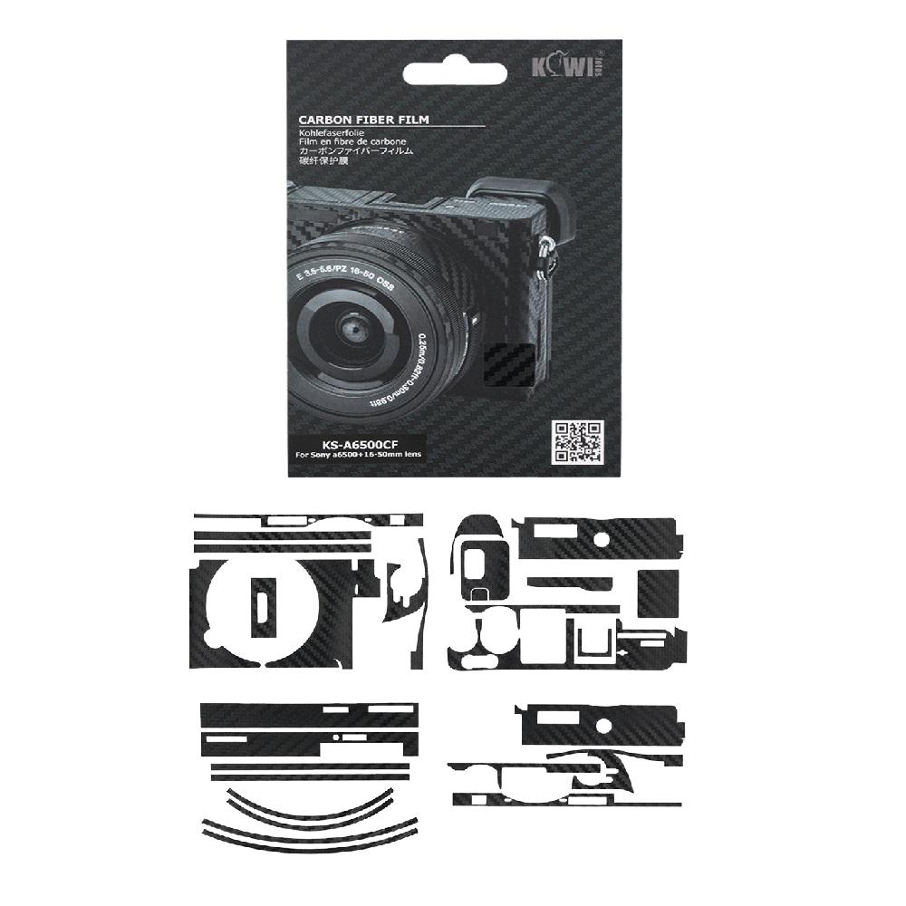 برچسب پوششی کی وی مدل KS-A6500CF مناسب برای دوربین عکاسی سونی A6500