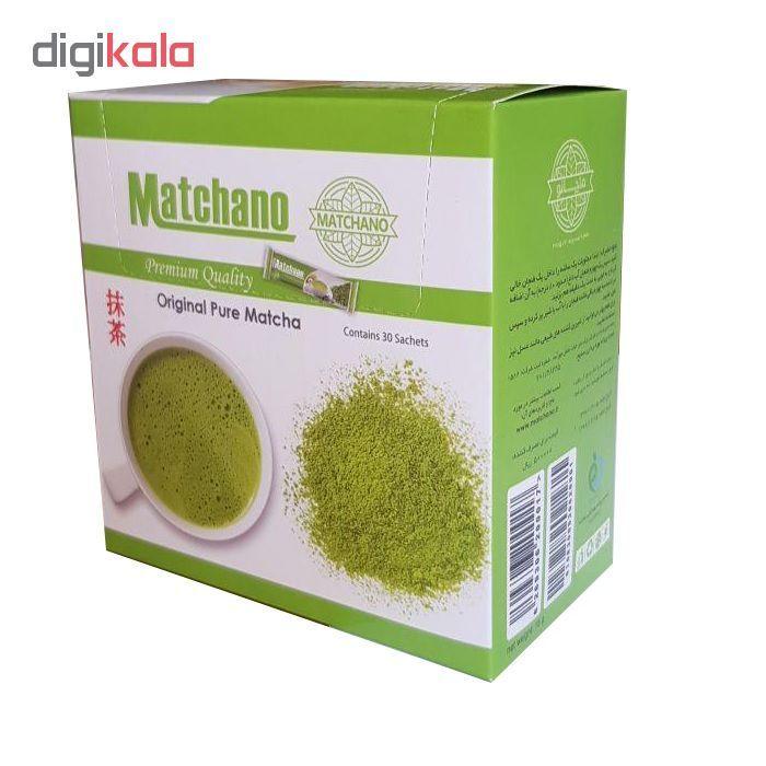 چای ماچا ماچانو بسته 30 عددی  main 1 1