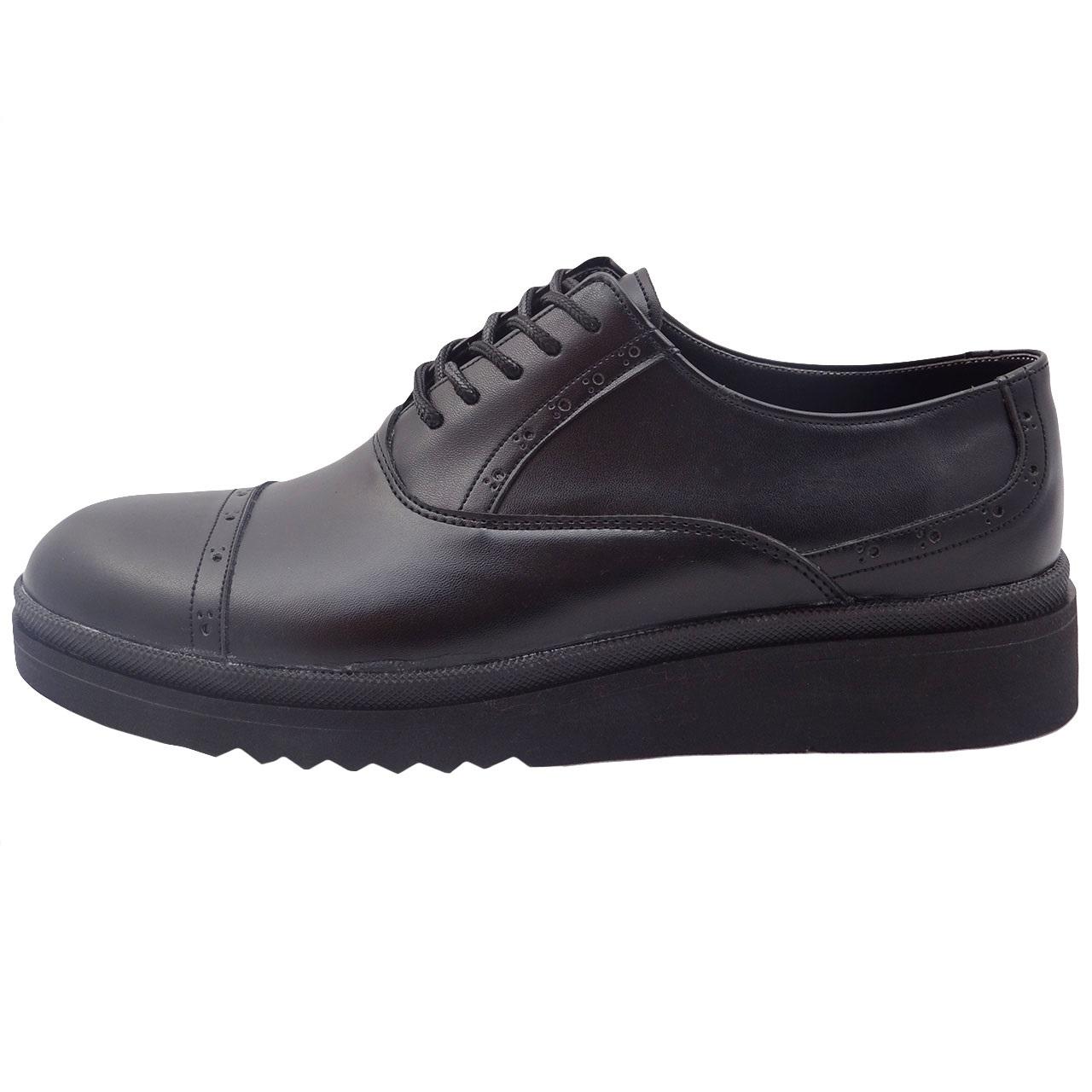 قیمت کفش چرمی مردانه مدل A10