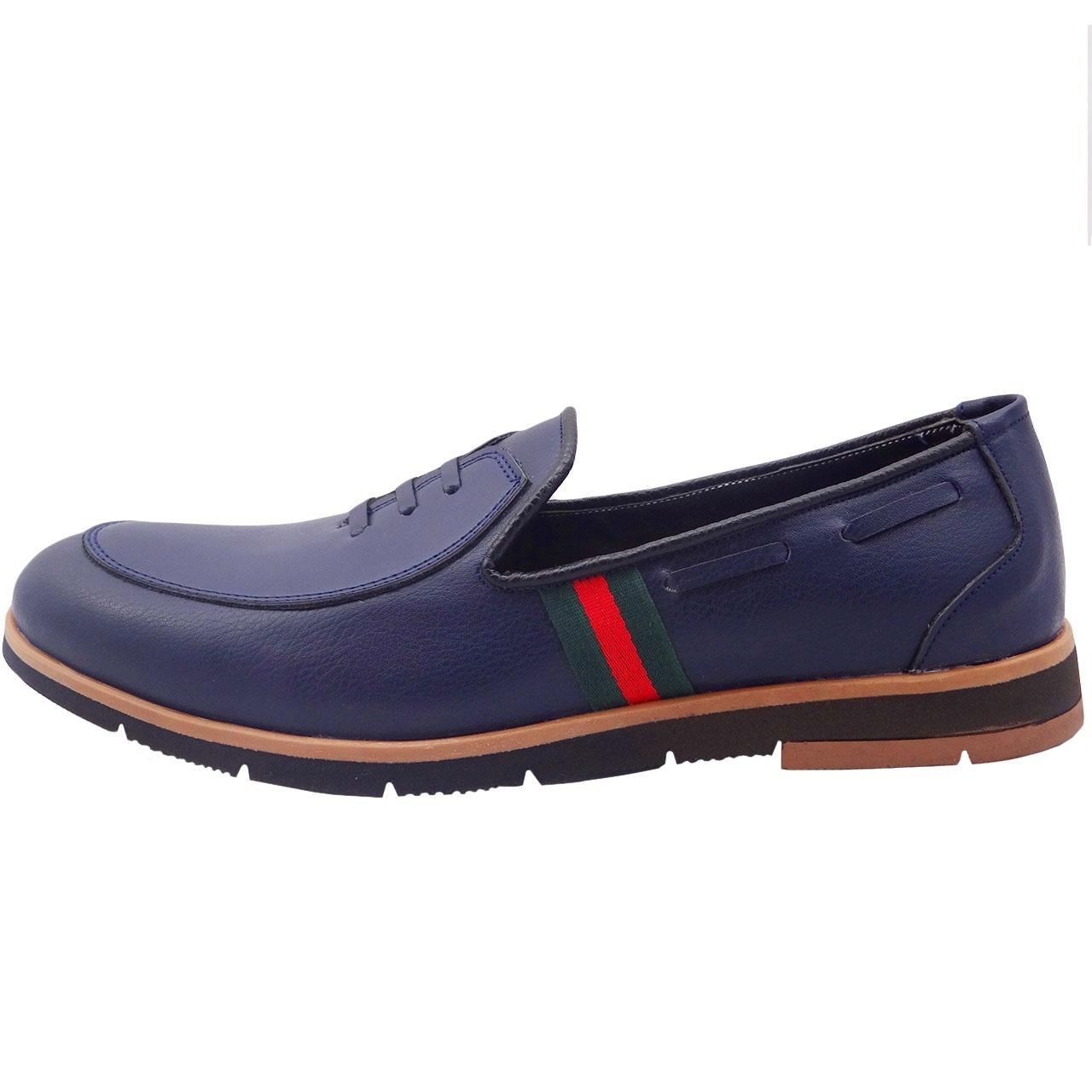 کفش چرمی مردانه مدل  A13