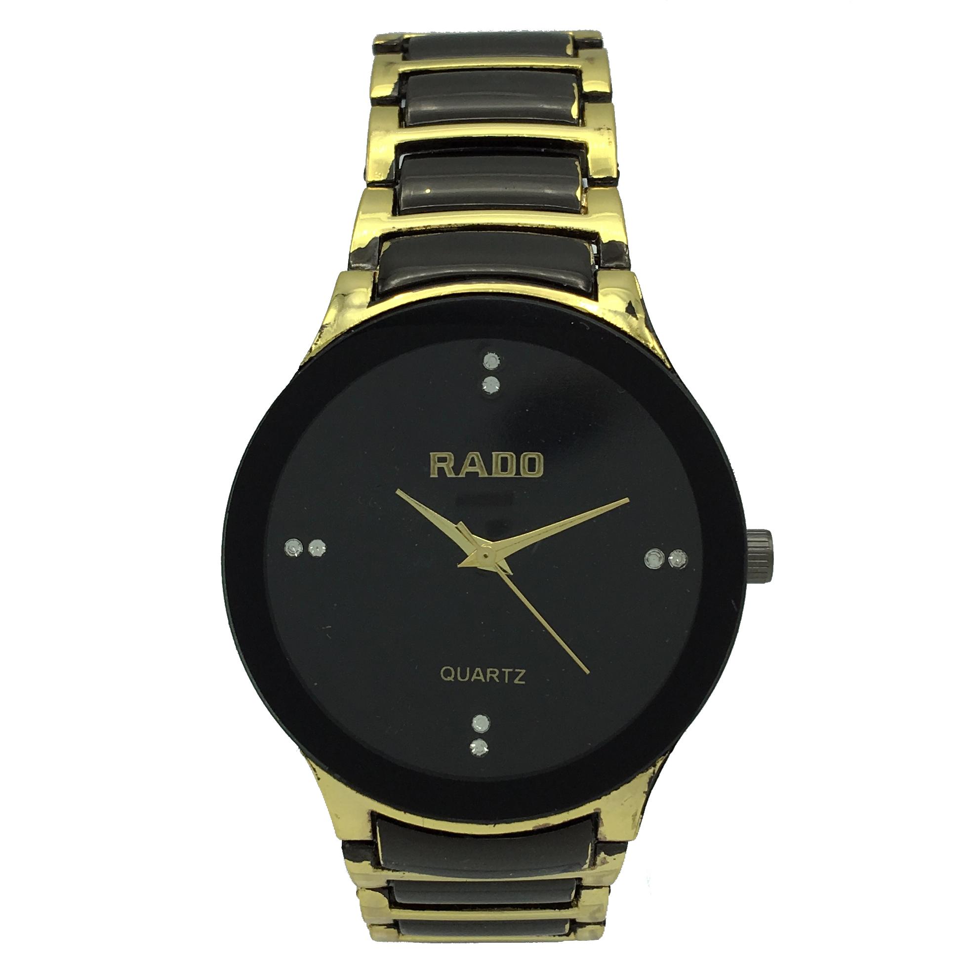 ساعت عقربه ای مردانه مدل RG