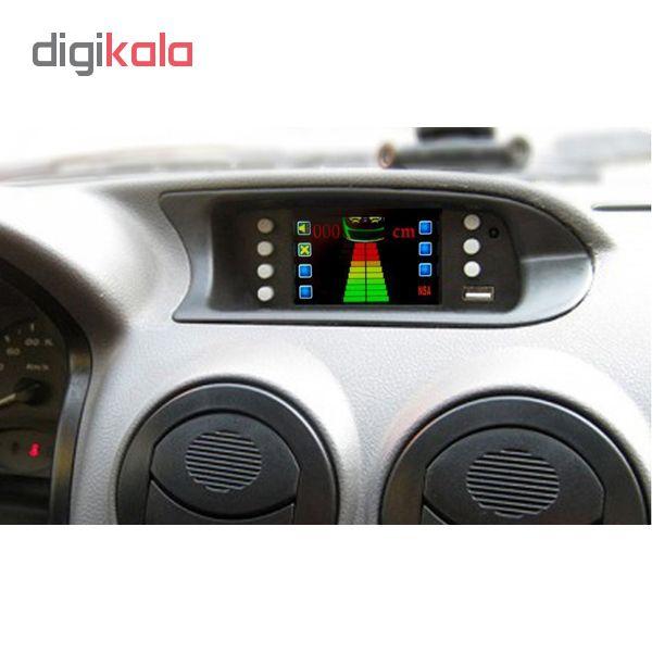 نمایشگر هوشمند خودرو مدل SXSMX001 مناسب برای پراید جدید