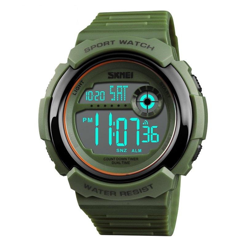 ساعت مچی دیجیتال مردانه اسکمی مدل 1367army 22