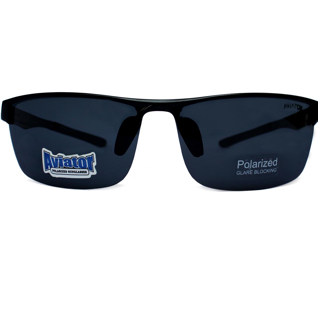 عینک آفتابی مردانه آویاتور مدل A2701