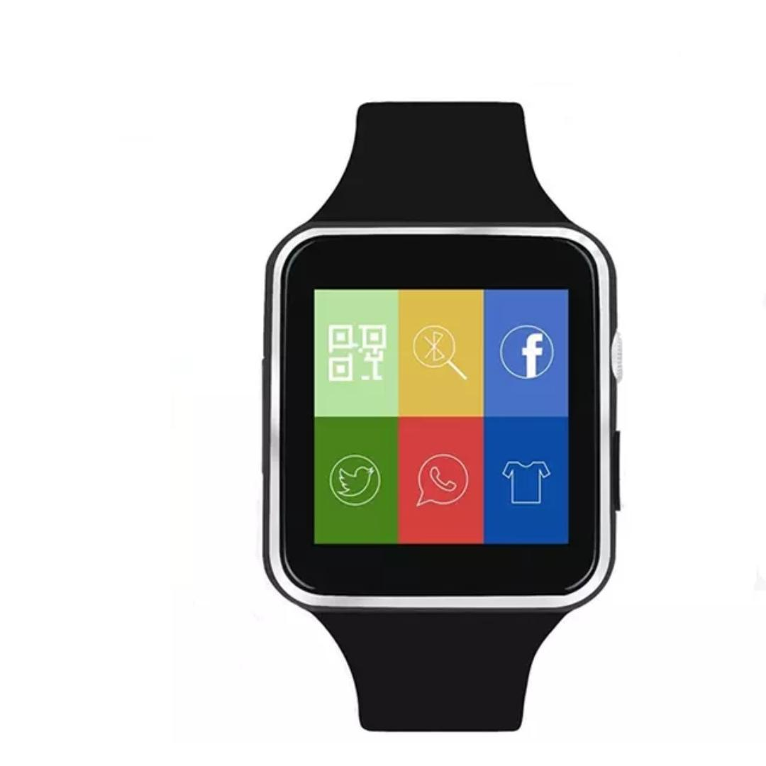 ساعت هوشمند مدل Smrt-X6