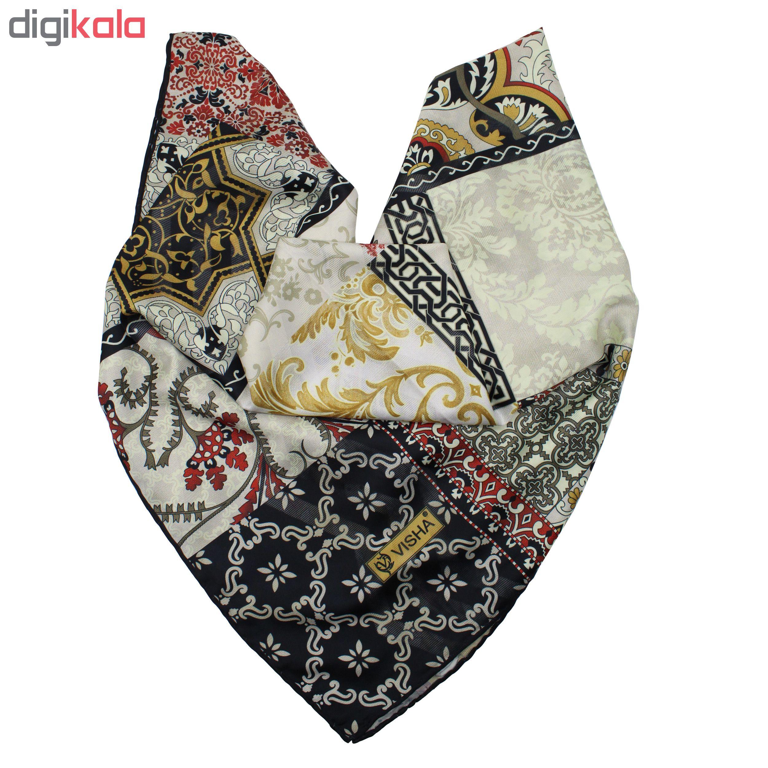 روسری زنانه ویشا مدل SC001