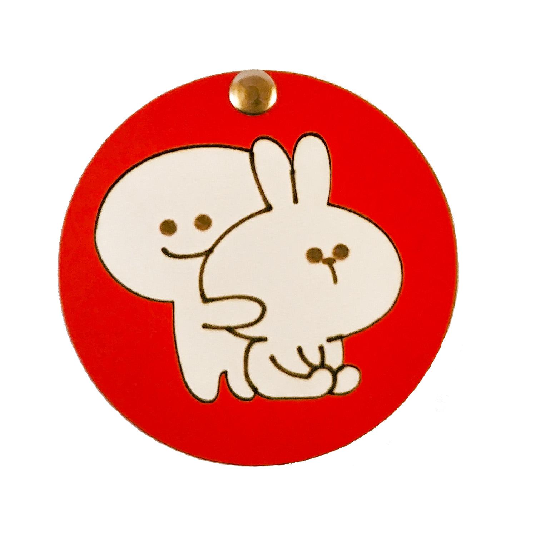 آینه جیبی طرح خرگوش مدل ST-15