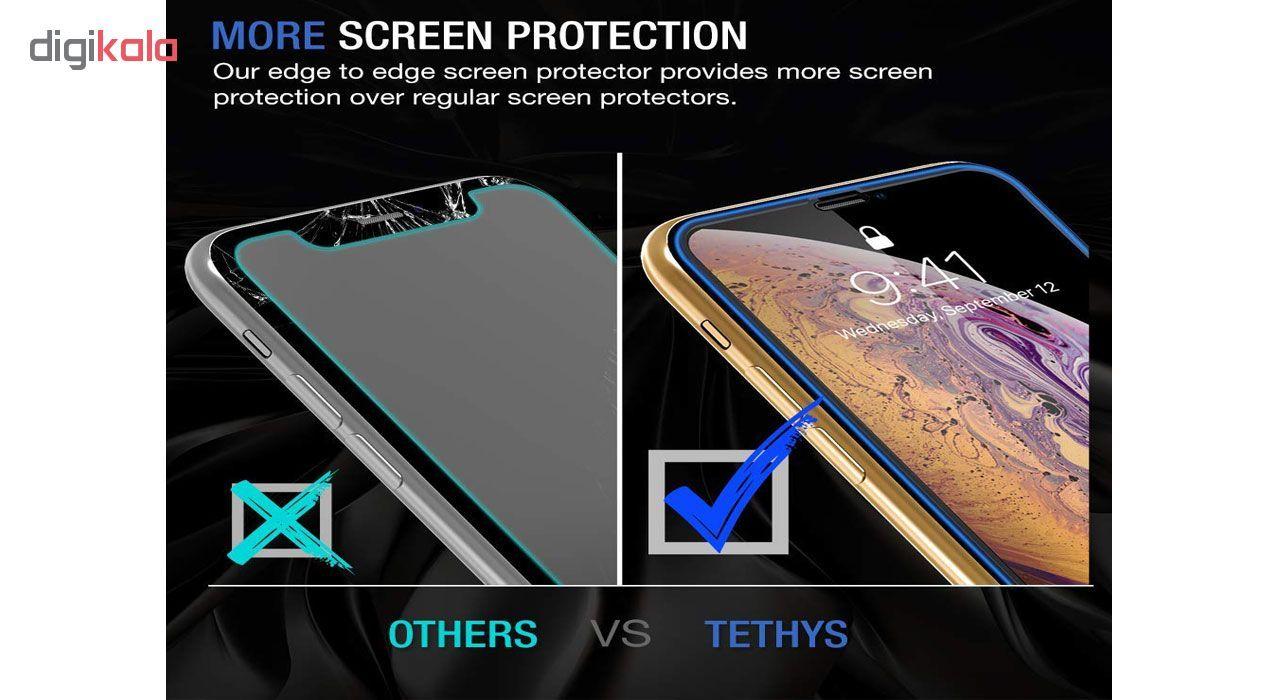 محافظ صفحه نمایش 6D مدل MT7 مناسب برای گوشی موبایل اپل Iphone XS MAX main 1 3
