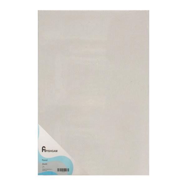 پنل نقاشی پیشگام مدل Normal Canvas سایز 30x40 سانتی متر