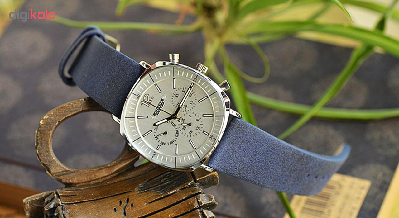 خرید ساعت مچی عقربه ای مردانه جولیوس مدل JAH-098A