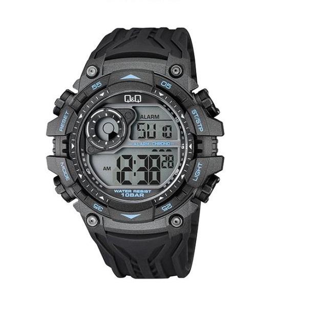 ساعت مچی دیجیتال مردانه کیو اند کیو مدل M157J003Y