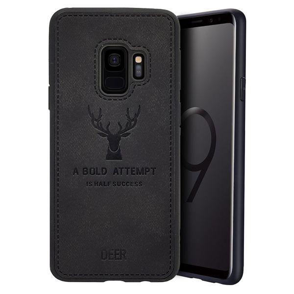 کاور مدل Deer مناسب برای گوشی موبایل سامسونگ Galaxy S9