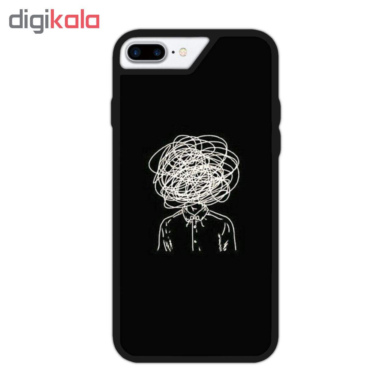 کاور آکام مدل A7P0888 مناسب برای گوشی موبایل اپل iPhone 7 Plus/8 plus main 1 1