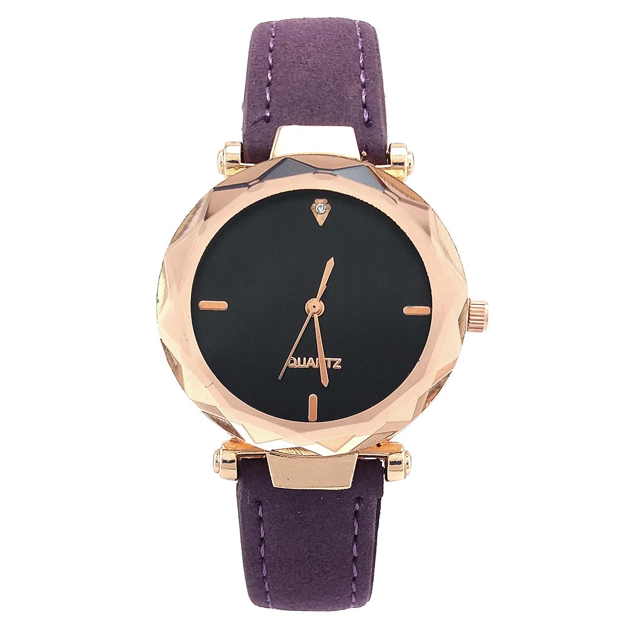خرید ساعت مچی عقربه ای زنانه کد V225