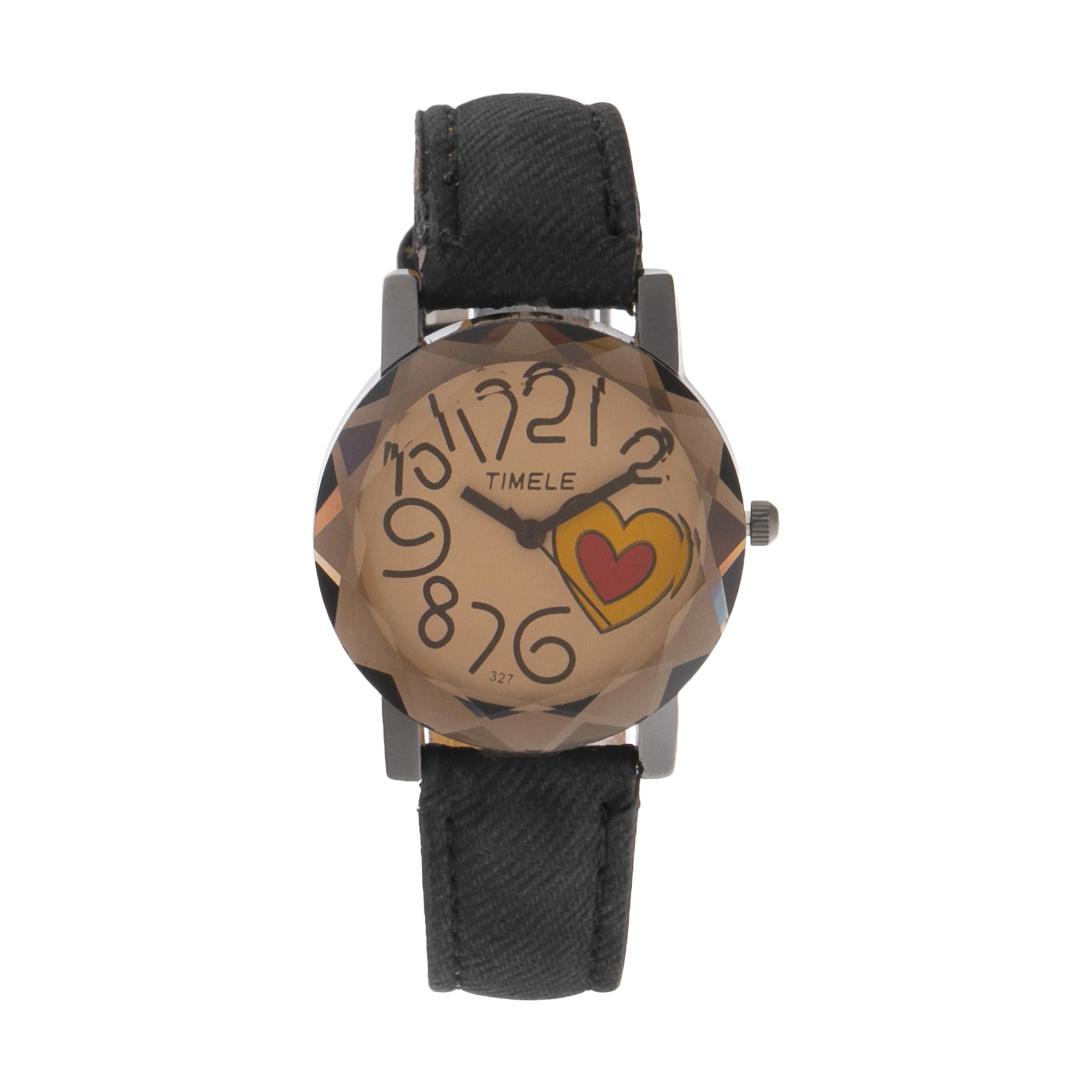 خرید ساعت مچی عقربه ای زنانه تی می لی مدل GE4588