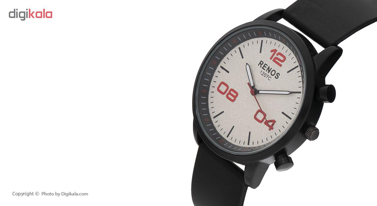 ساعت مچی عقربه ای زنانه رنوس مدل rs-654