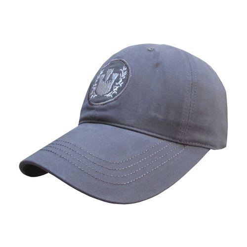 کلاه کپ مردانه مدل SJA کد 168 رنگ طوسی