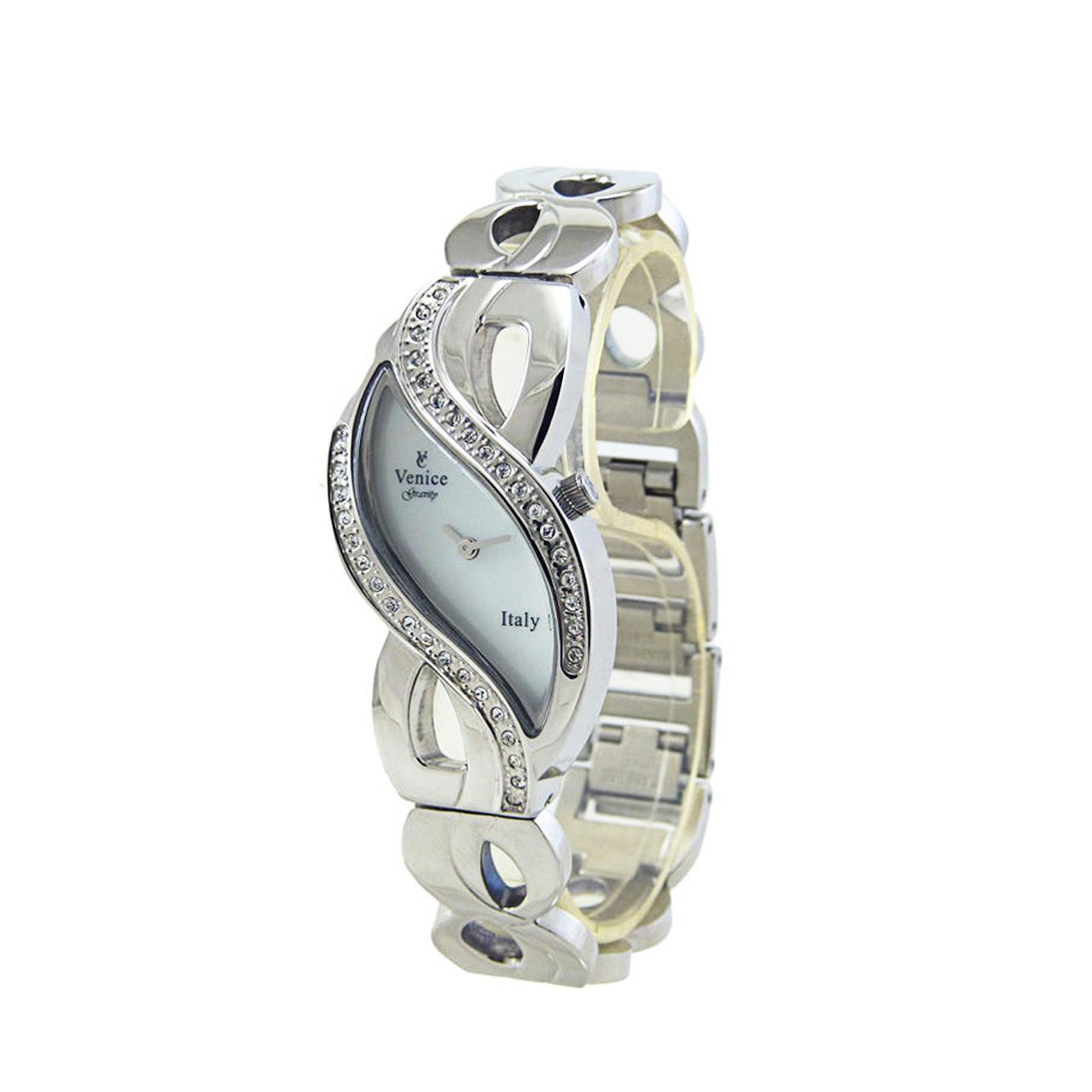 ساعت مچی عقربه ای زنانه ونیز مدل SV4005 12