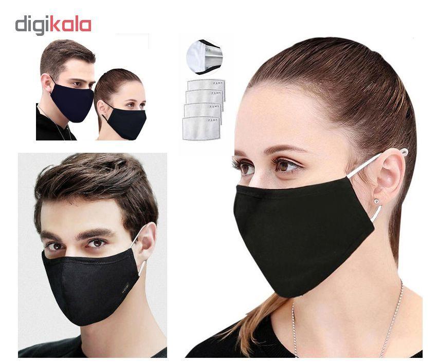 ماسک تنفسی نخی قابل شستشو دالیا مدل V1 main 1 2