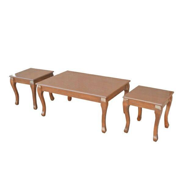 میز جلومبلی مدل آهو کد A3 مجموعه 3 عددی