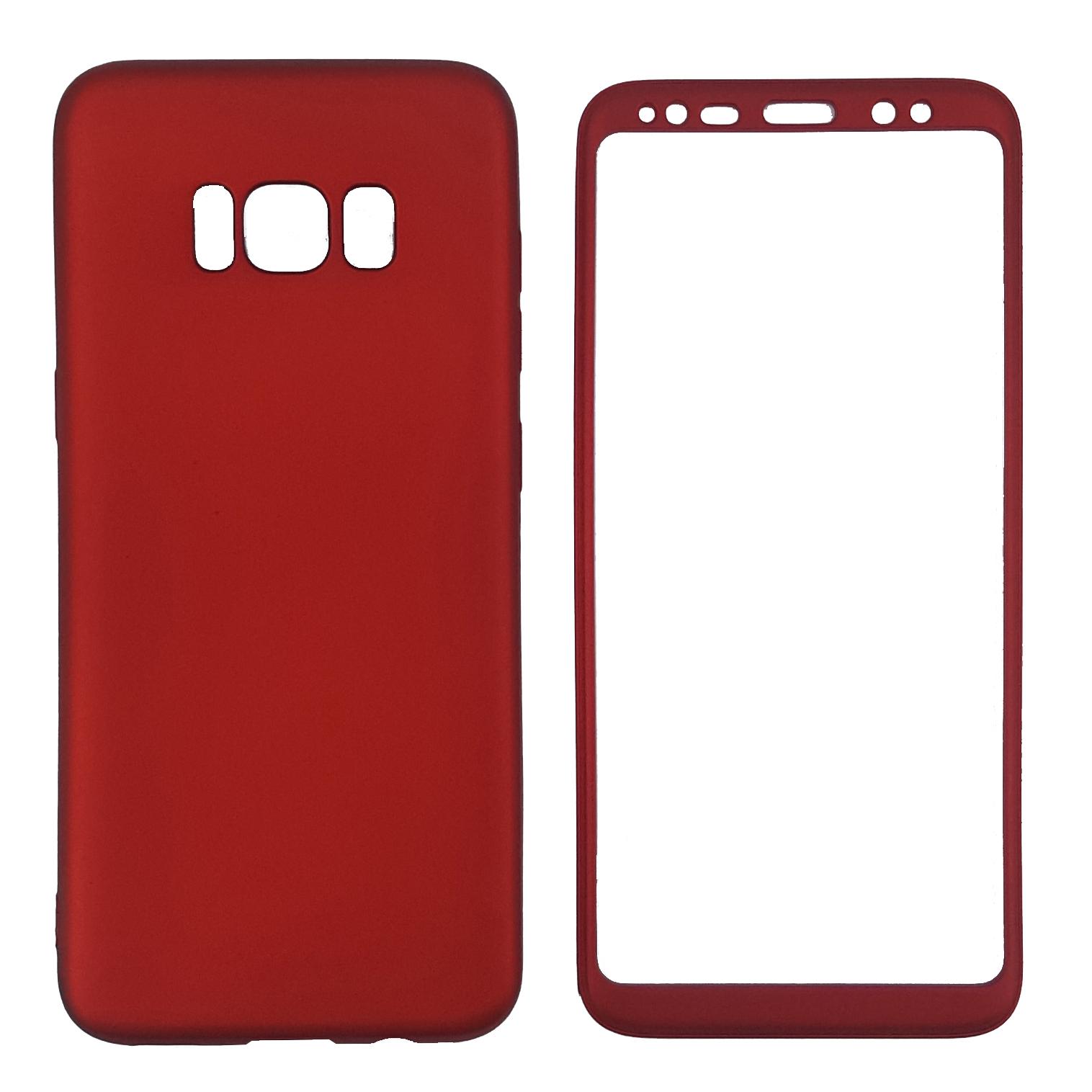 کاور 360 درجه مدل SA226 مناسب برای گوشی موبایل سامسونگ Galaxy S8