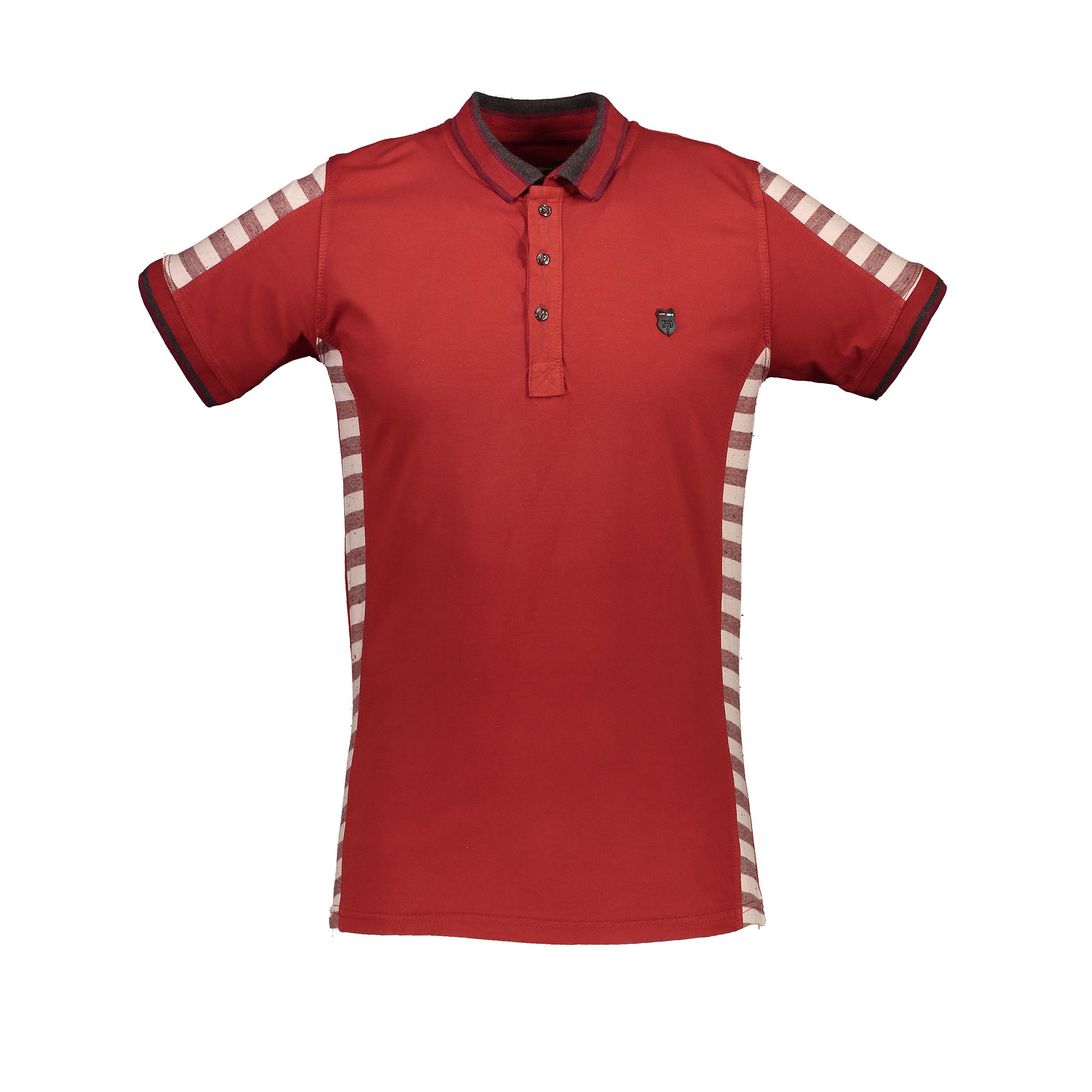 تی شرت آستین کوتاه مردانه تی اس کد btt 313-2