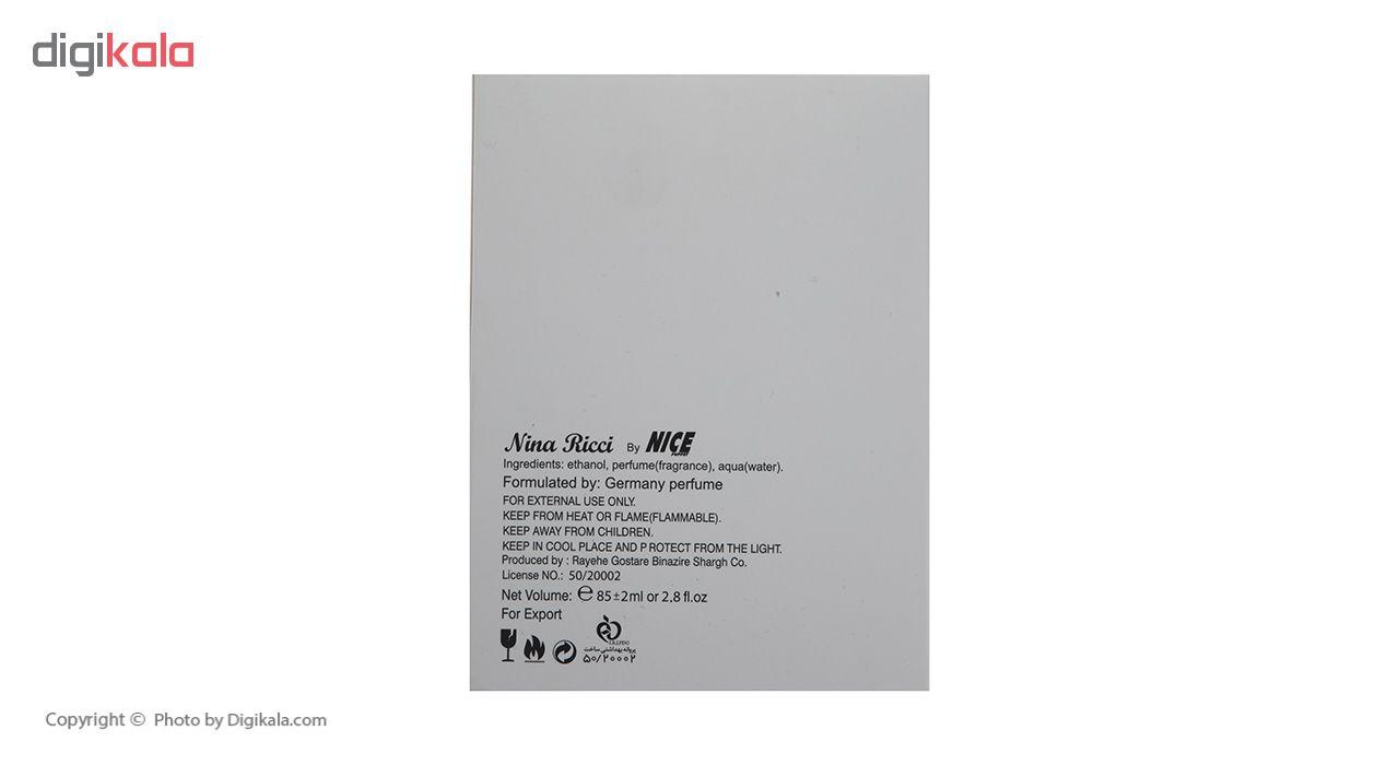ادو پرفیوم زنانه نایس مدل Nina Ricci Ricci Ricci حجم 85 میلی لیتر main 1 6
