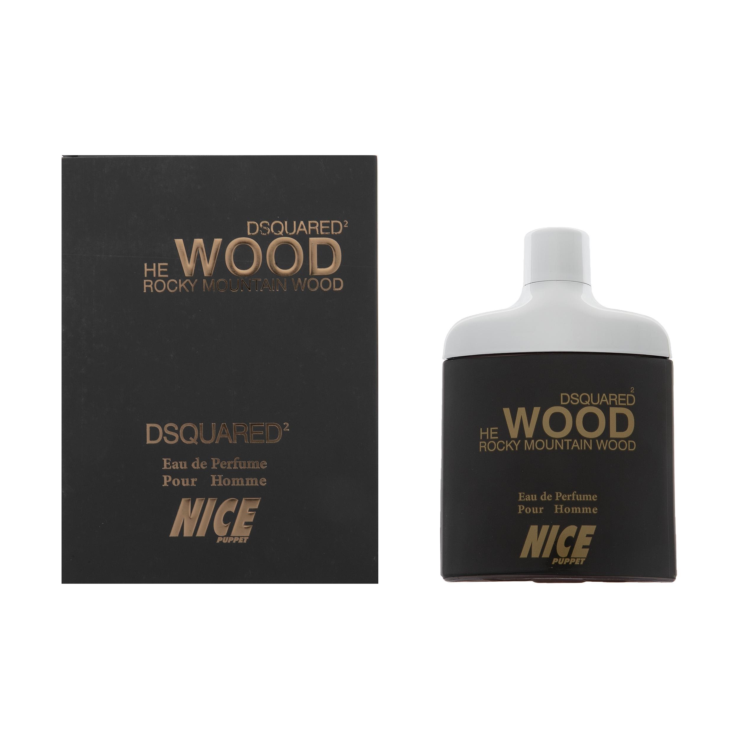 خرید اینترنتی ادو پرفیوم مردانه نایس مدل Dsquared He Wood حجم 85 میلی لیتر اورجینال