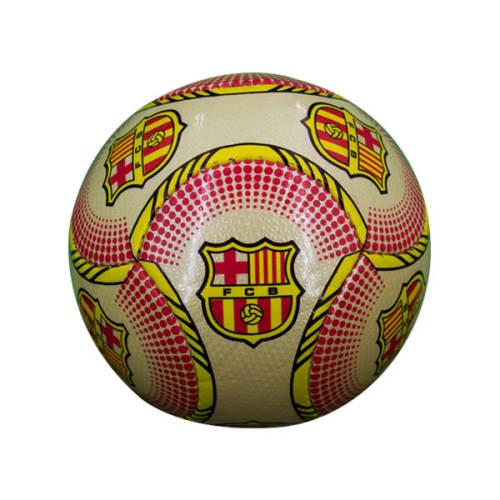 توپ فوتبال طرح بارسلونا مدل 4006