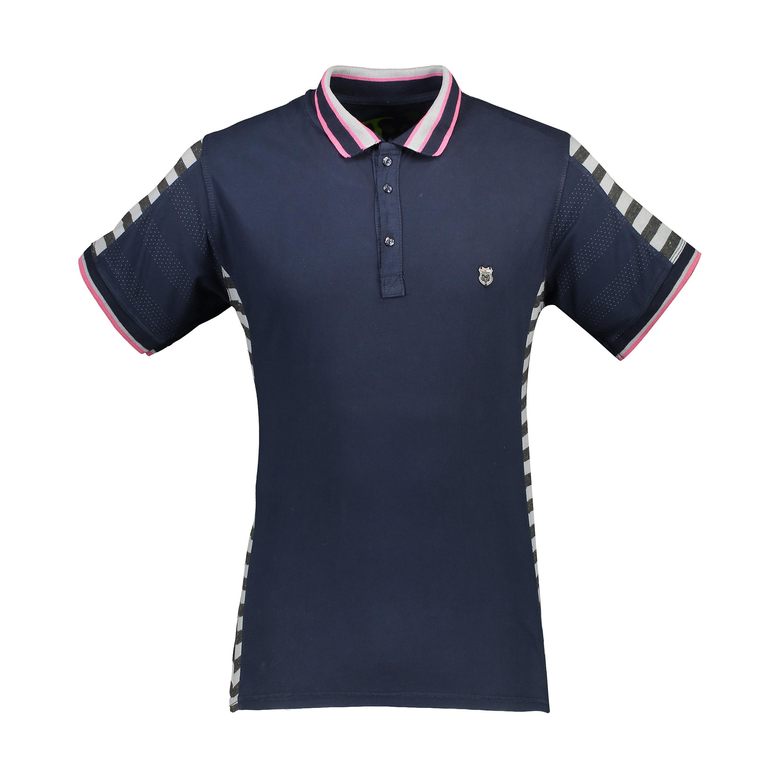 تی شرت آستین کوتاه مردانه تی اس کد btt 313-1