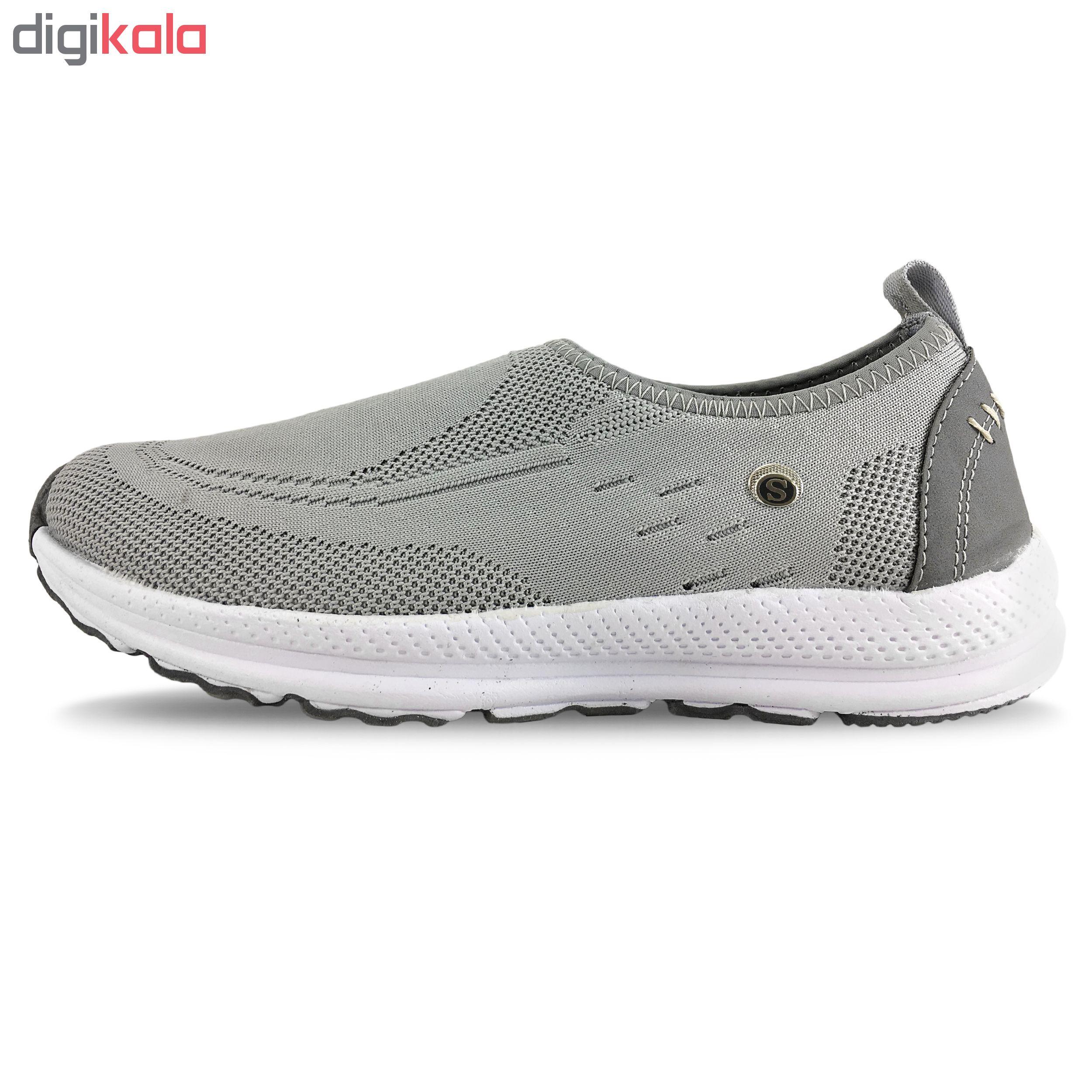 کفش مخصوص پیاده روی مردانه کد 4089