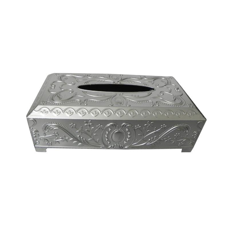 قیمت جعبه ی دستمال کاغذی کد 009