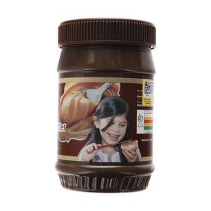 کره بادام زمینی کاکائویی نوباتز مقدار 510 گرم