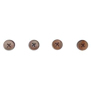 قلاب آویز لباس کد ۷۰۱ بسته ۴ عددی