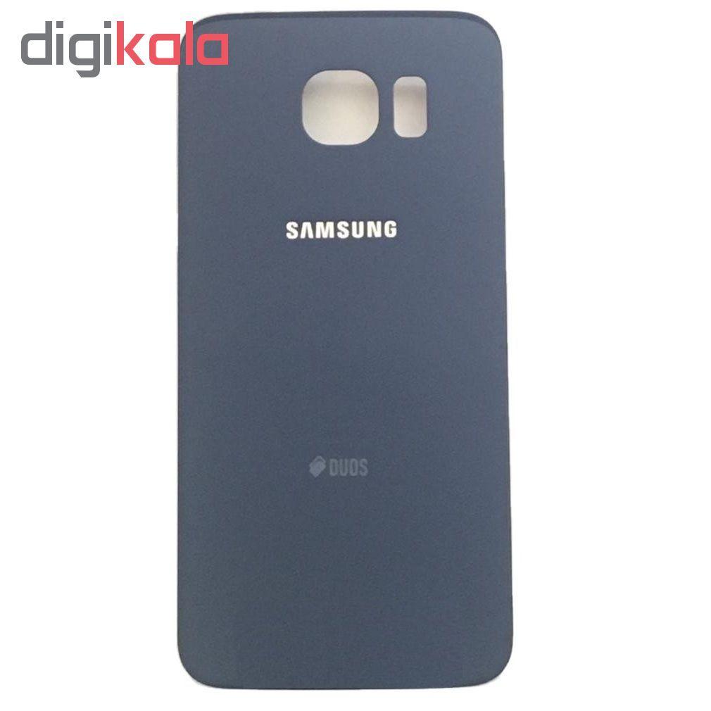 در پشت گوشی مدل G9287 مناسب برای گوشی موبایل سامسونگ Galaxy S6 Edge Duos main 1 1